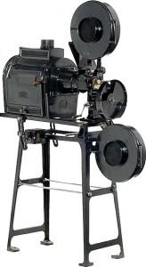 Projecteur cinéma 35 mm Zeiss