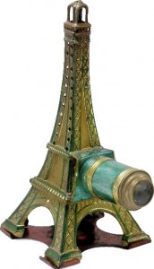"Lanterne ""Eiffel"" Aubert"