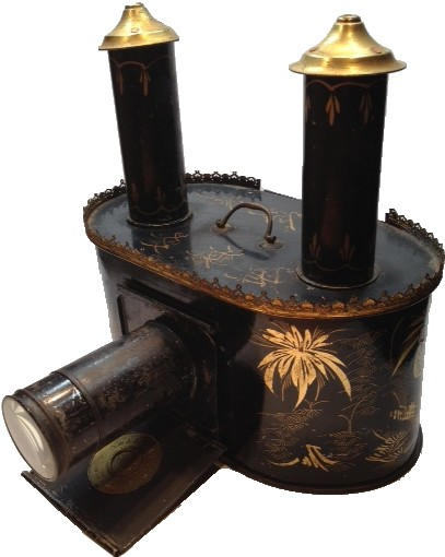 "Lanterne ""Lampadophore""de Delagrave"
