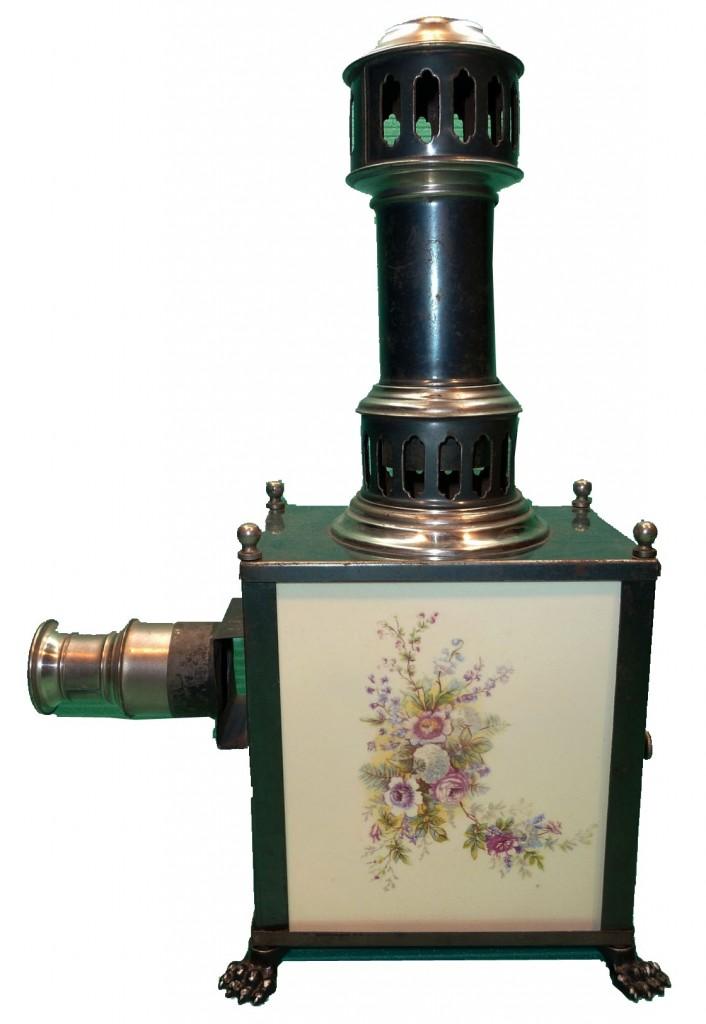Lanterne Céramique Falk 1895