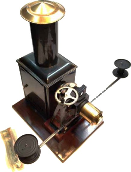 Lanterne Cinémathographe Carette