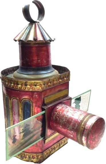 """Lanterne """"Riche""""de Lapierre"""