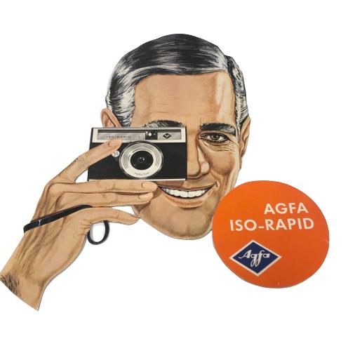 Publicité Agfa 1965