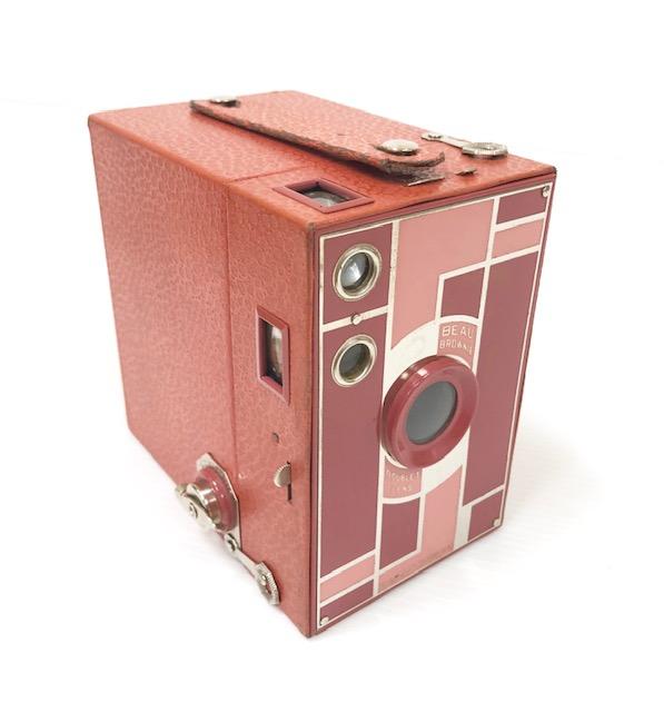 Kodak Beau Brownie Rose