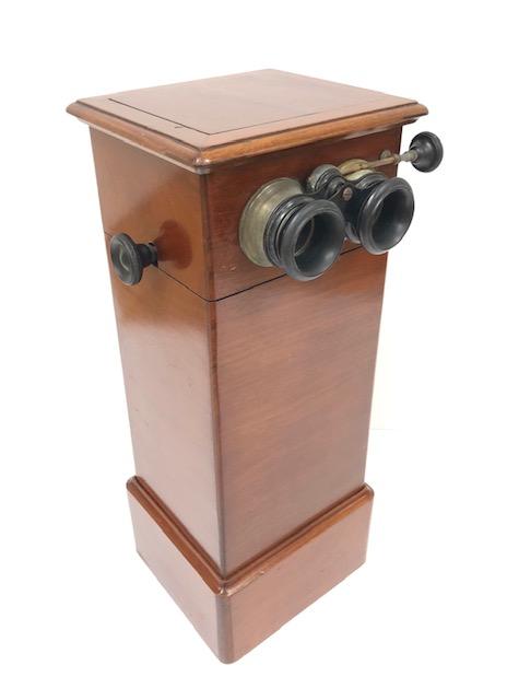 Stéréoscope De Table 45 X 107