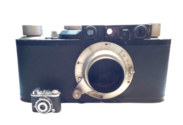 Leitz Leica Géant Factice