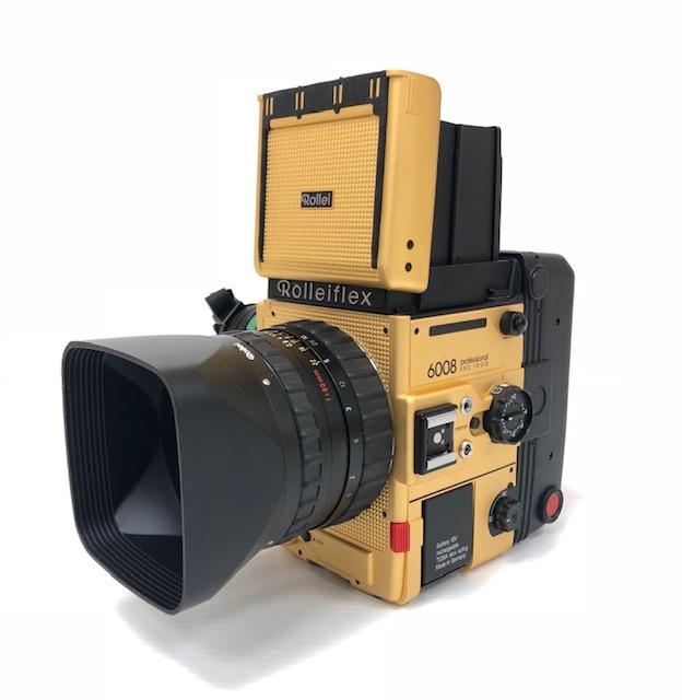 Rolleiflex 6008 Gold
