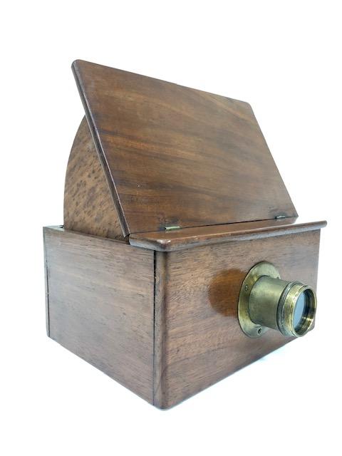Caméra Obscura Circa 1860