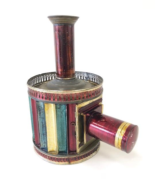Lanterne Magique Aubert 1880