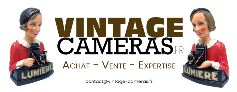 Vintage-Cameras Bannière