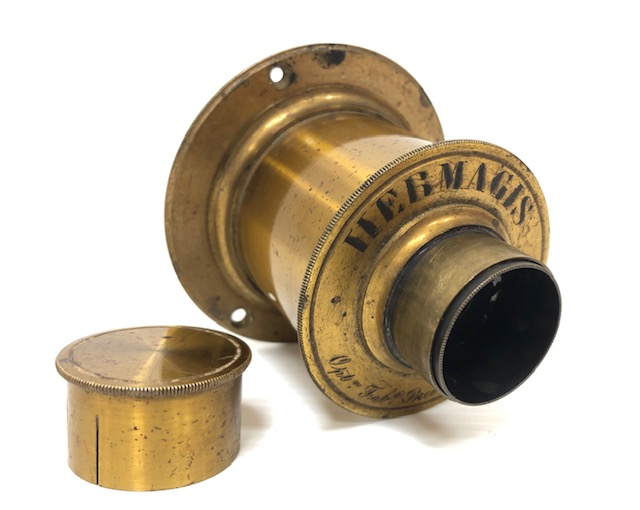 Hermagis Objectif Achromatique 1850