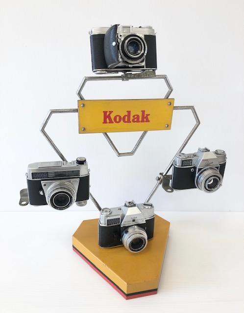 Kodak Présentoir Vers 1950