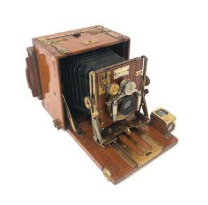 Sanderson tropicale caméra