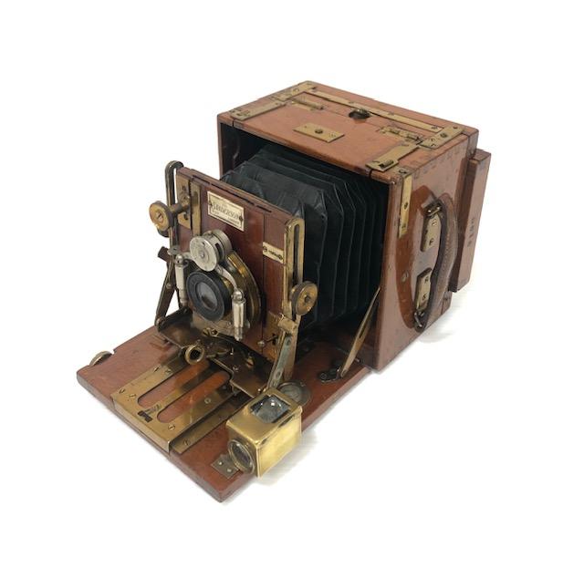 Sanderson Tropicale Caméra 1920
