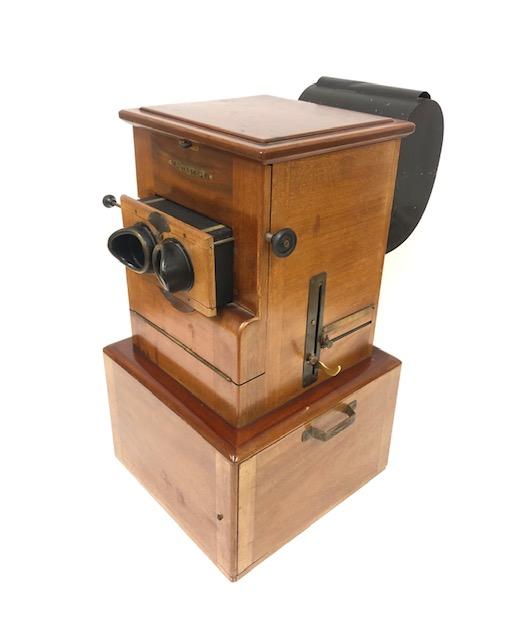 Stéréoscope Métascope Format 6 X 13