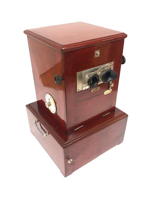Stéréoscope Taxiphote Jules Richard Format 6 X 13