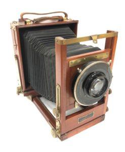 Kodak view caméra