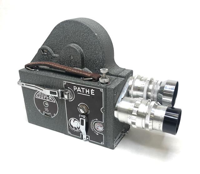 Caméra Pathé Webo super 16 1952