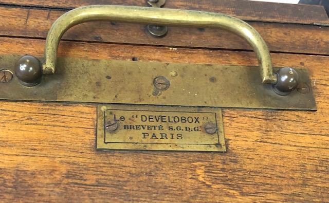 Develobox vers 1895