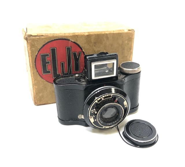 Eljy Lumière G Noir Premier Modèle 1B 1938