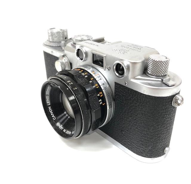 Leica IIIF 1952