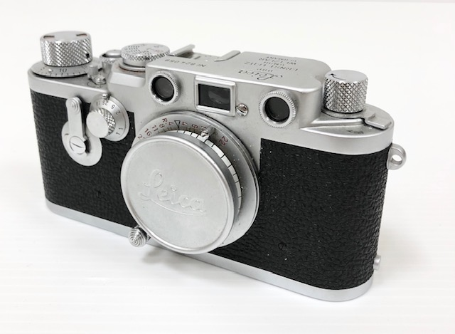 Leica III F Red Dial 1956