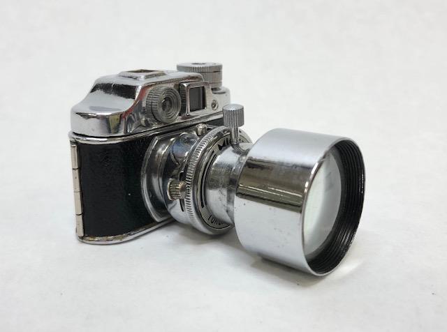 Migthy Toko Kogaku Japan Miniature Caméra
