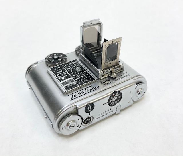 Tessina Automatic 35 mm Convaca 1957 Suisse.