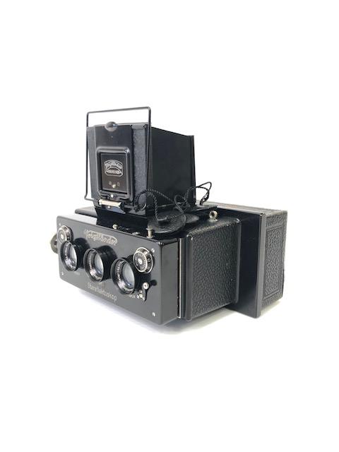 Voigtlander Stéréoflektoscop Format 6 X 13