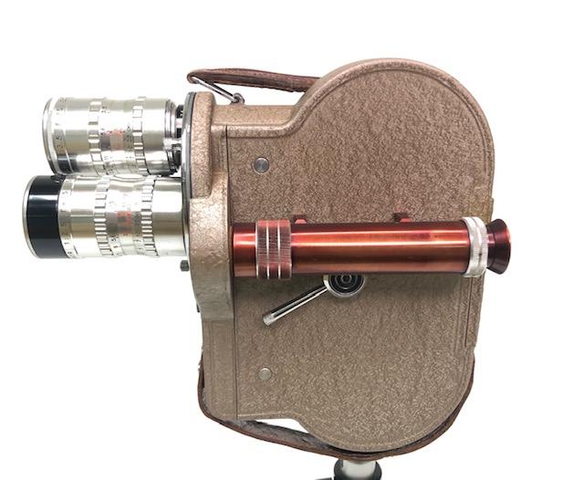 caméra ETM 16 mm 1947