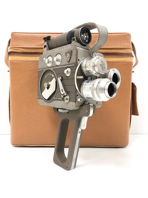 Caméra Lévêque LD8 Export Bicolor 1962