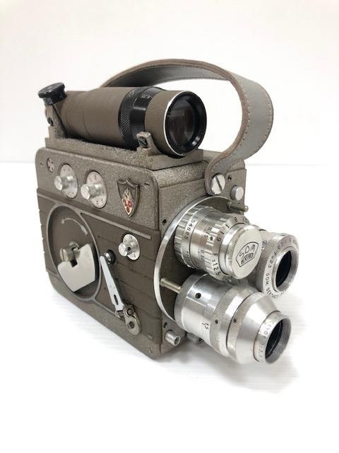 Caméra Lévêque LD8 Export 1962