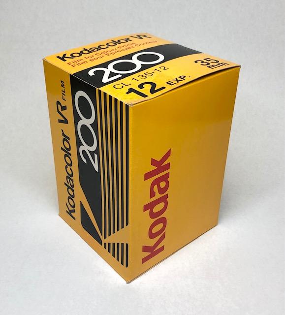 Pub Kodak Pellicule