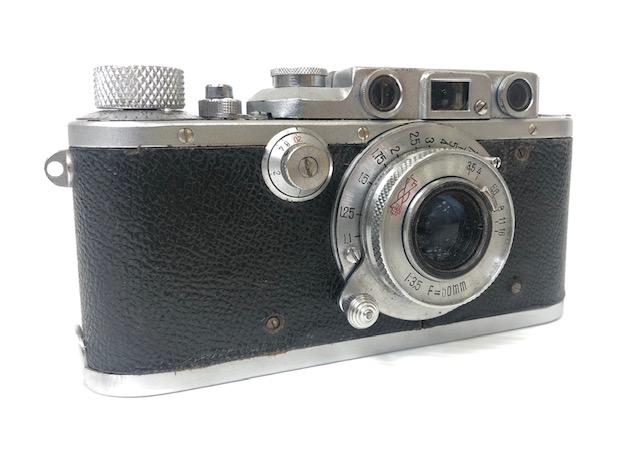 Shangai 58 I 35 Mm Premier Modèle 1958 Copie Du Leica IIIF