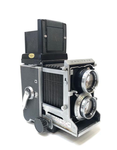 Mamiya C3 Professional Objectif  Mamiya Sekor 2,8/80mm