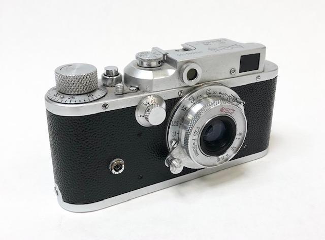 Shangai 58 II 1960 Copie Chinoise Du Leica IIIb