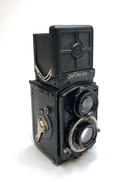 Baby Rolleiflex 4 X 4 1934
