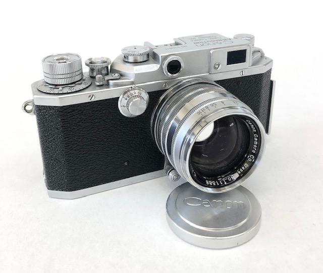 Canon IV SB2 Télémètre 1954