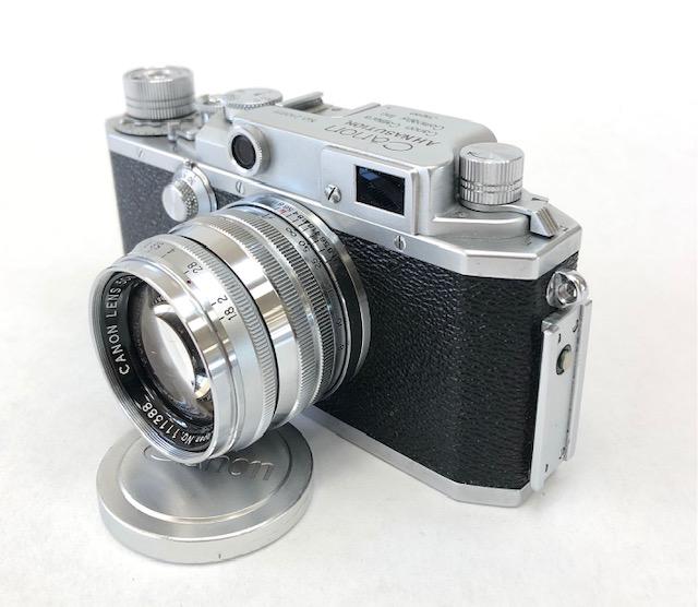 Canon IV SB2 1954 Télémètre