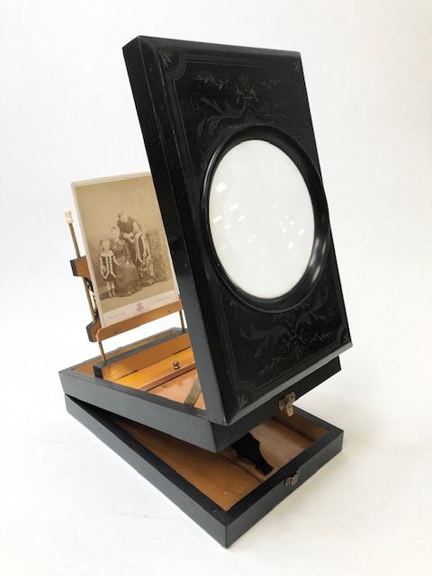 Graphoscope Monocle Pliant Napoléon III