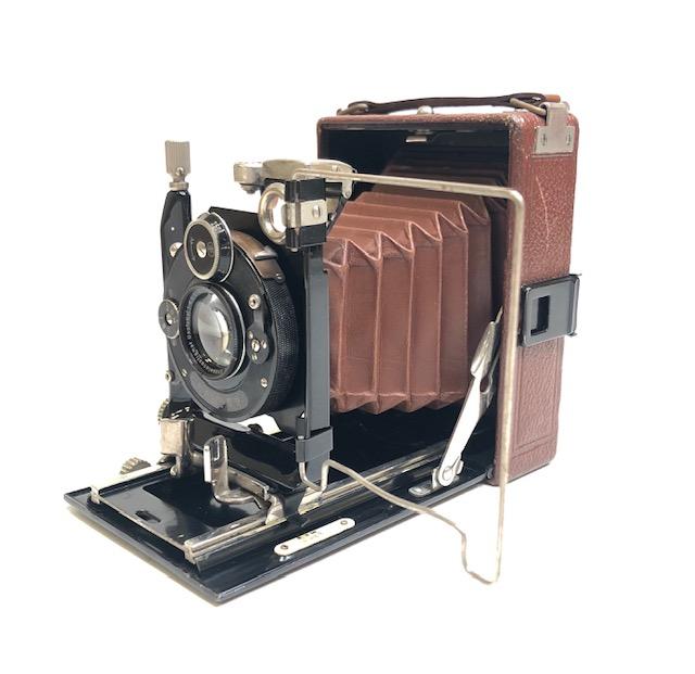 Métharis Merkel Tropical Folding Caméra 1930