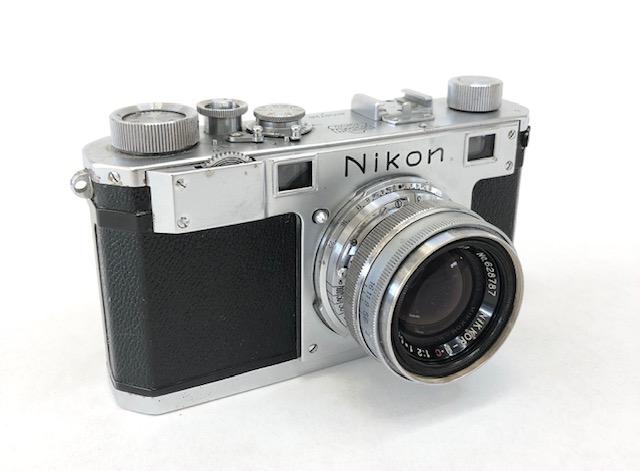 Nikon S Format 24 X 34 1952