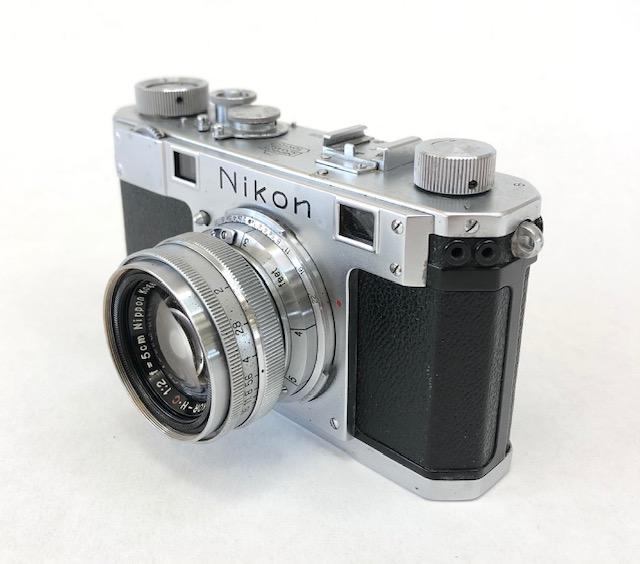 Nikon S 1952