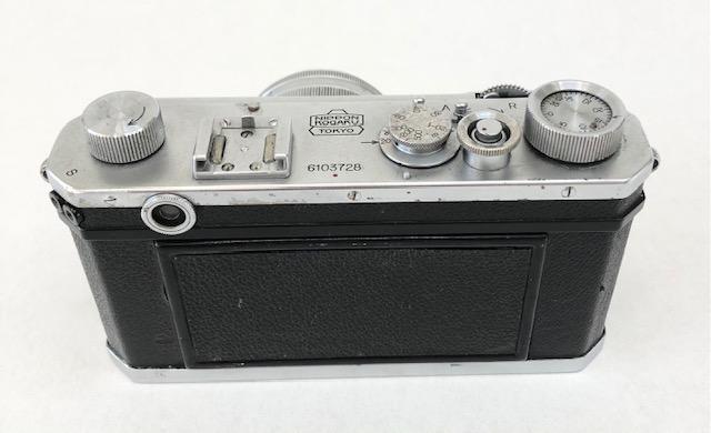 Nikon S Télémètre 1952
