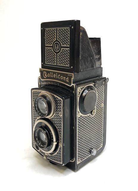 Rolleicord Art Déco 1933