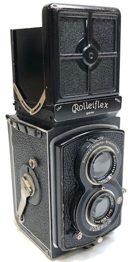 Rolleiflex Classic 6×6 1938