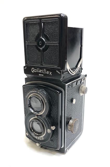 Rolleiflex Classic 6x6 1938
