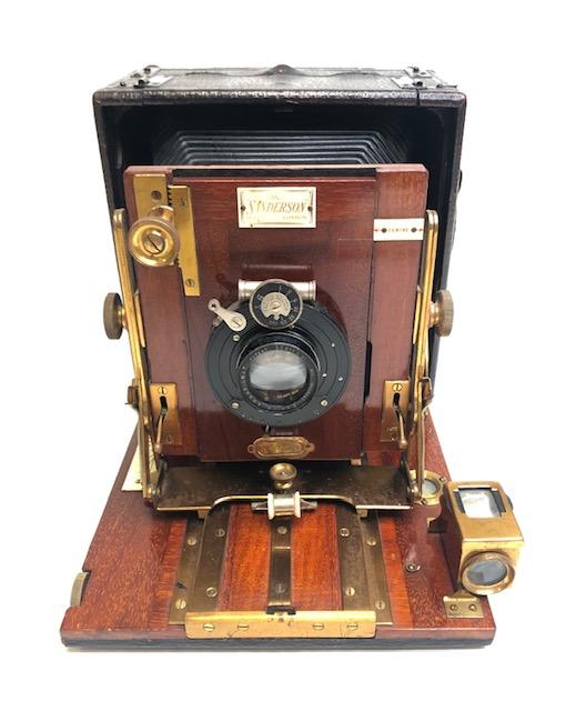 Sanderson de Luxe Regular 1900