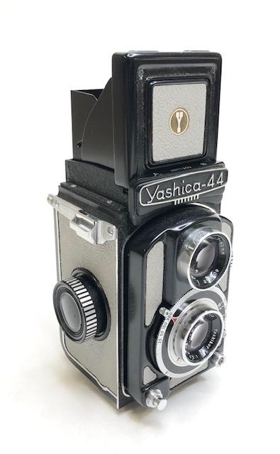 Yashica 44 1958 Gris
