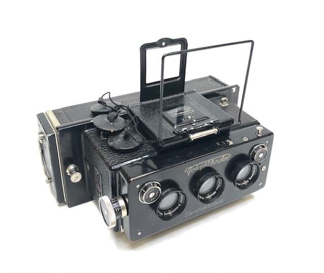 Stéréflektoskop 6 X 13 Voigtlander & Son 1930